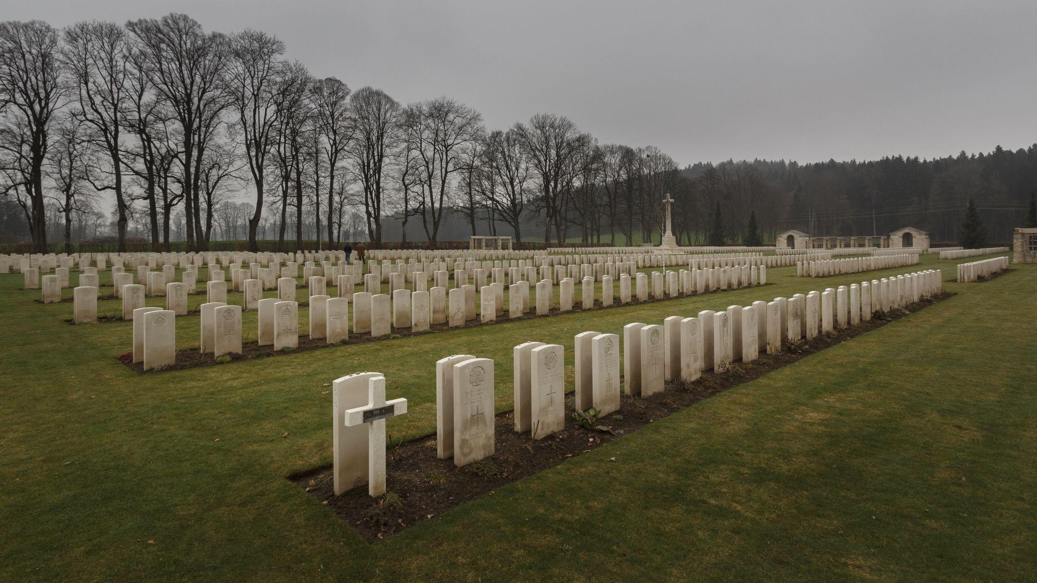Durnbach War Cemetery, Germany