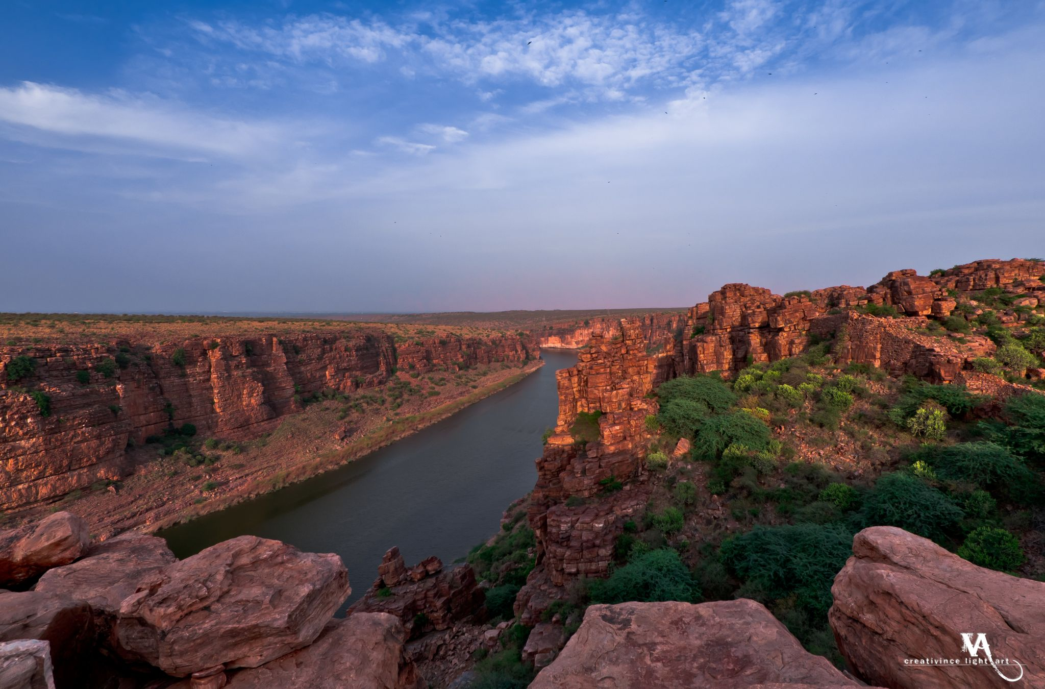 Gandikota (Grand Canyon of India), India
