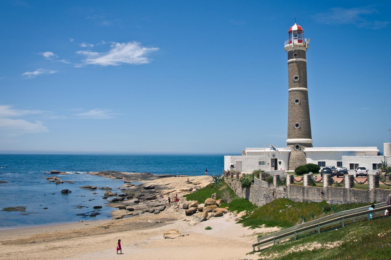 Jose Ignacio Lighthouse, Uruguay, Eastern Republic of