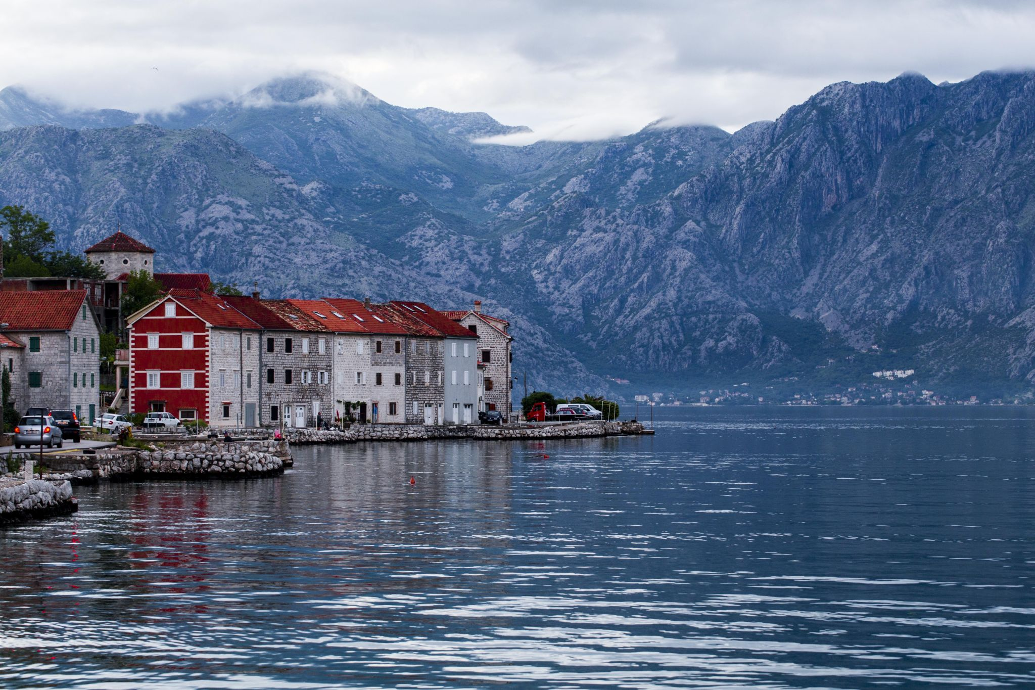 Kotor Little Pier, Montenegro