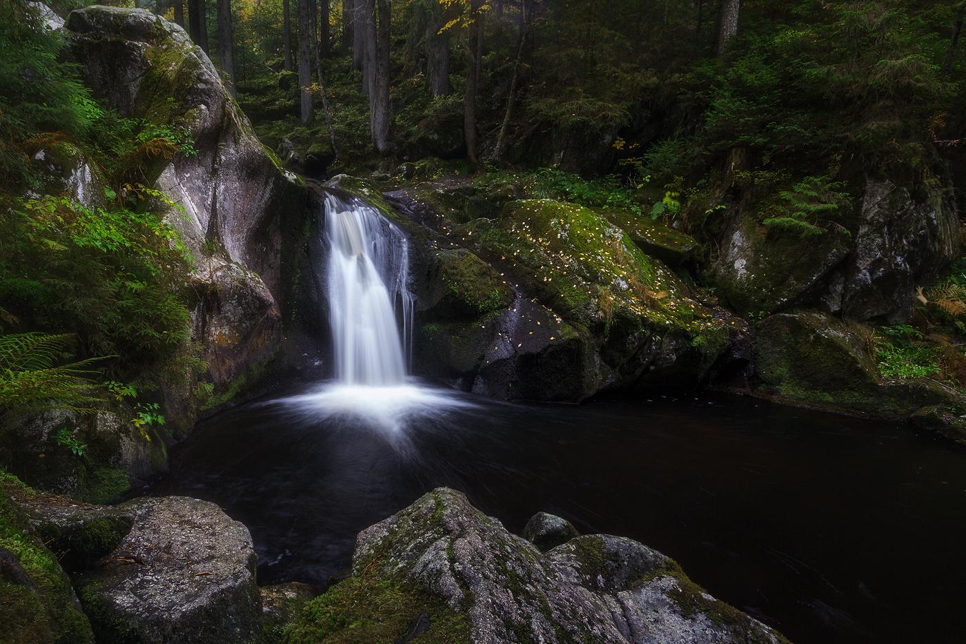 Krai Woog Gumpen, Black Forest, Germany