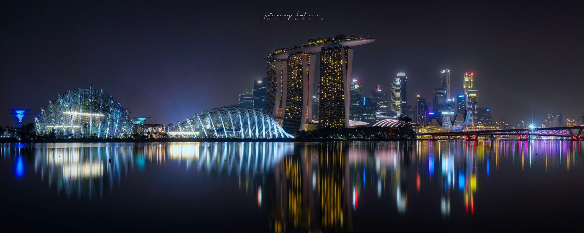 Marina Barrage Singapore, Singapore