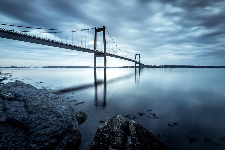 Middlefart Nye Lillebæltsbro, Denmark