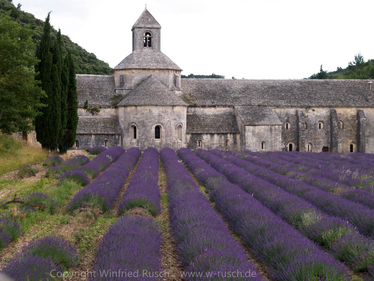 Notre-Dame de Sénanque, France