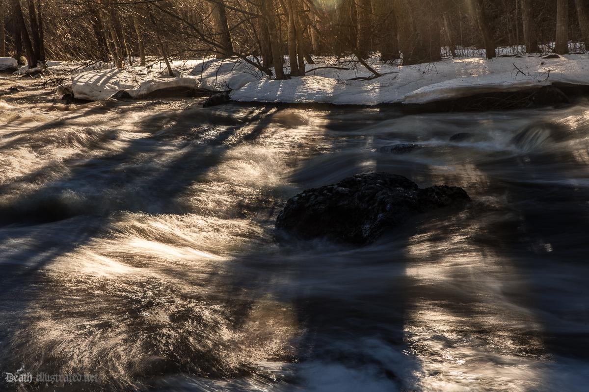 Nukarin koski, Finland