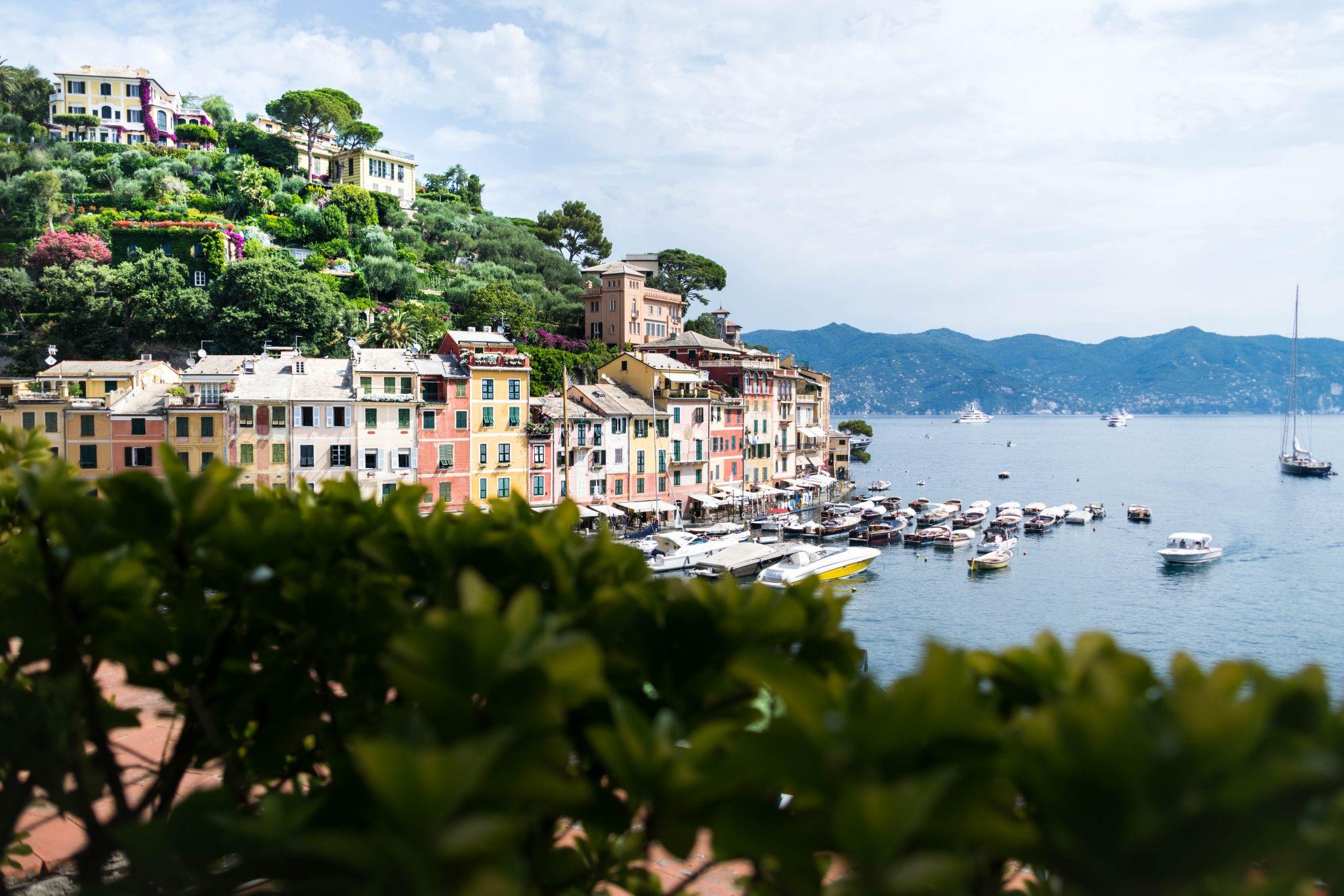 Port of Portofino, Italia, Italy