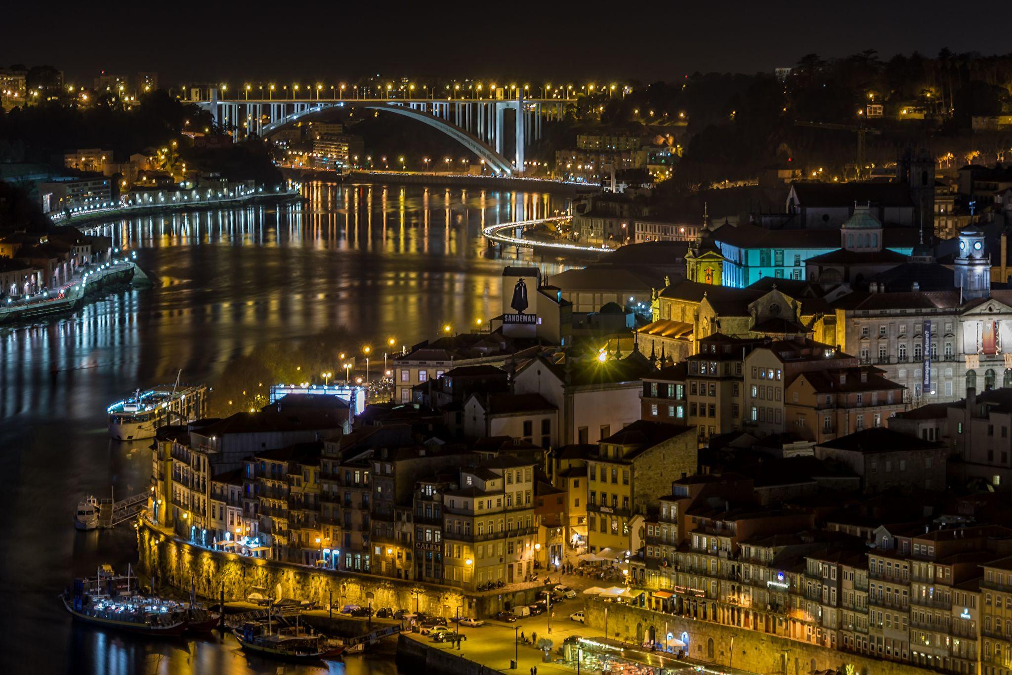 Porto View, Portugal, Portugal