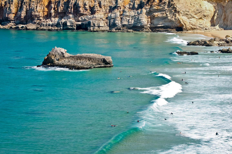 Praia do Tonel, Fortaleza de Sagres, Portugal