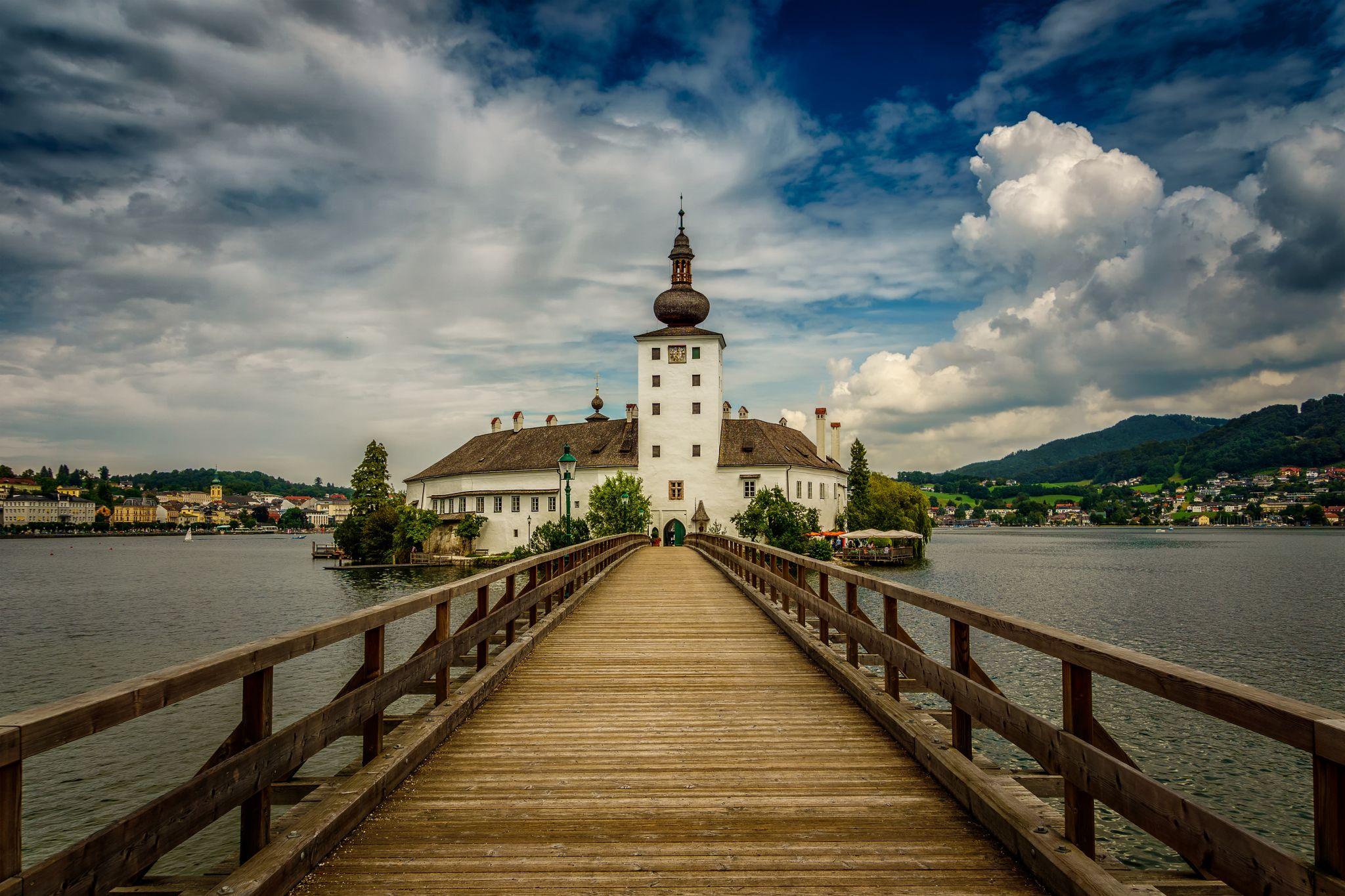 Schloss Ort, Austria