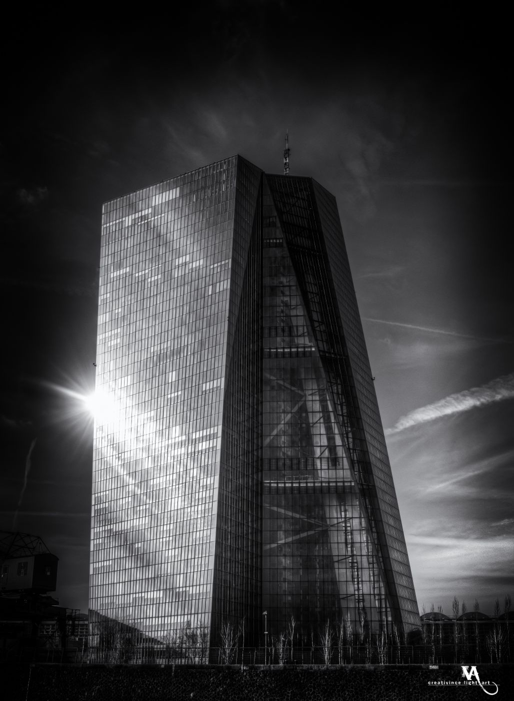 Seat of the European Central Bank, Germany