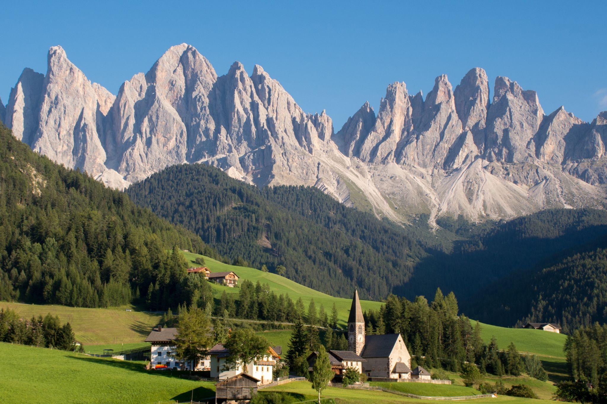 St. Magdalena, Italy