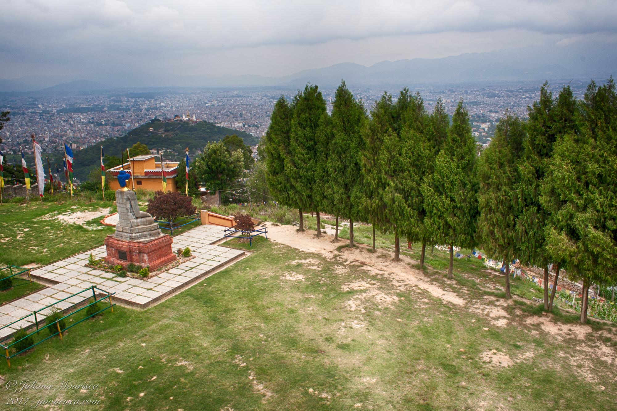 Tergar Oselling Monastery, Nepal