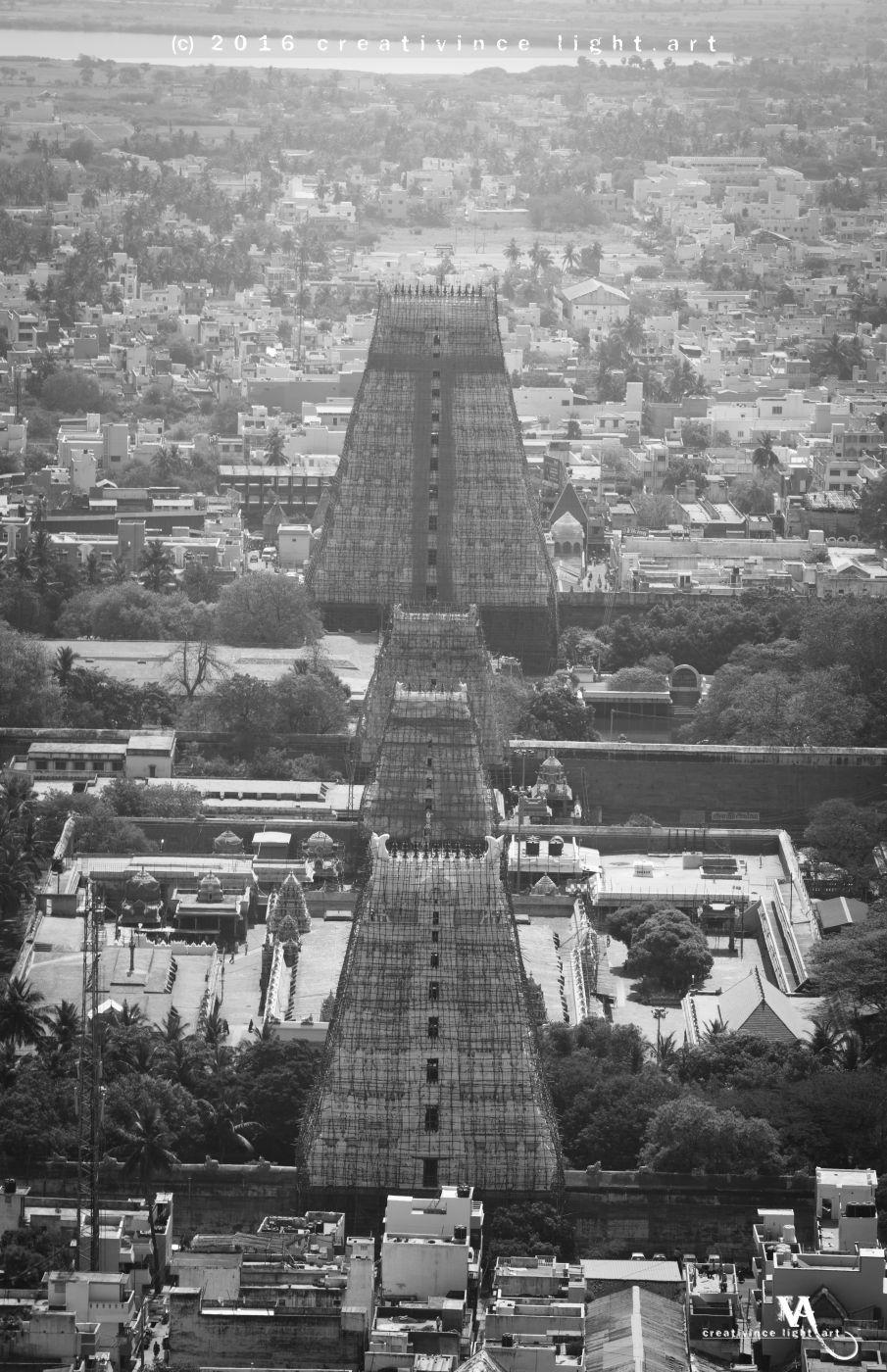 Tiruvannamalai Temple, India