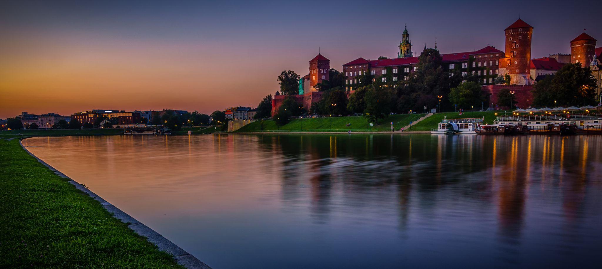 Wawwel Castle, Poland