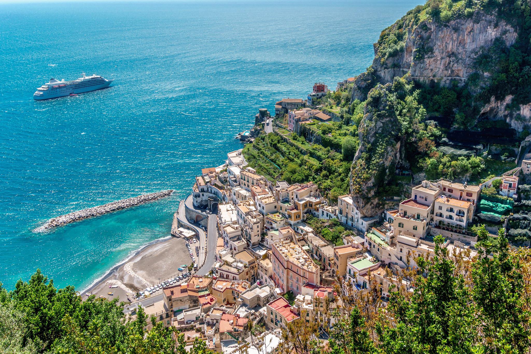 Atrani, Amalfi Coast (Southern Italy), Italy