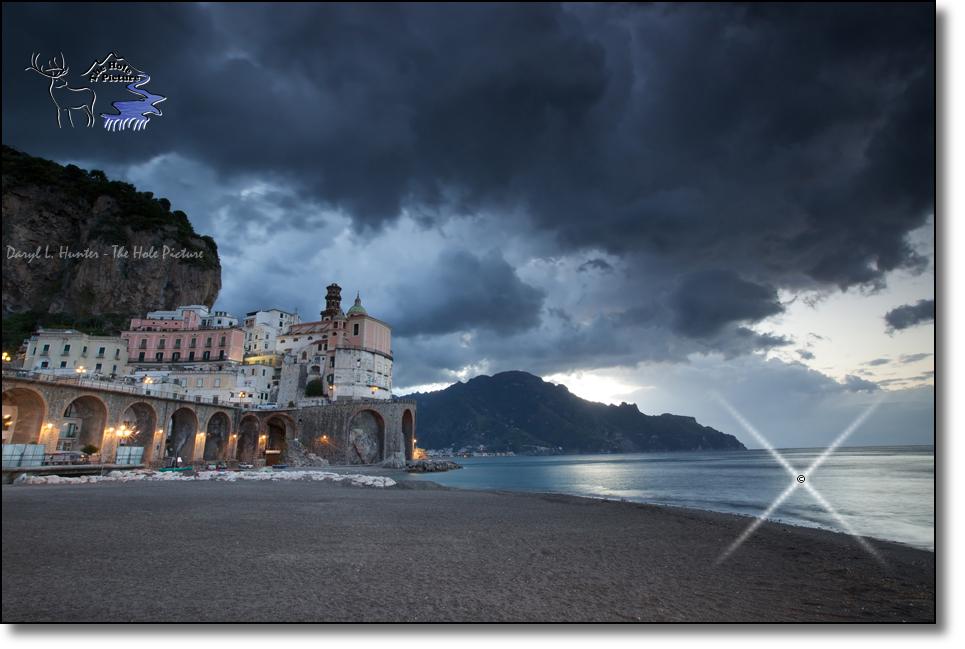 Beach, Atrani, Italy, Italy