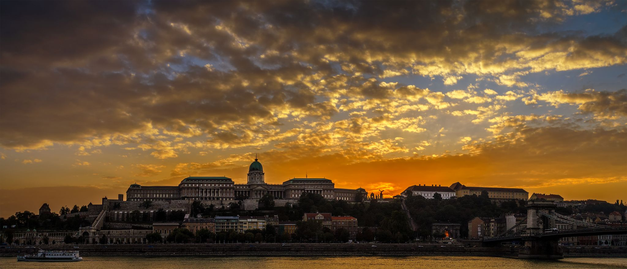 Buda Castle, Hungary