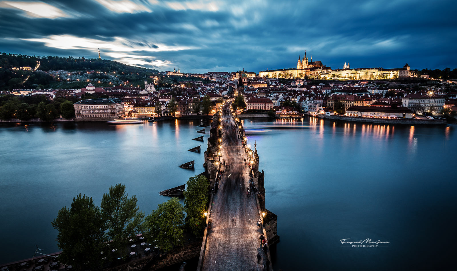 Charles Bridge Tower, Czech Republic