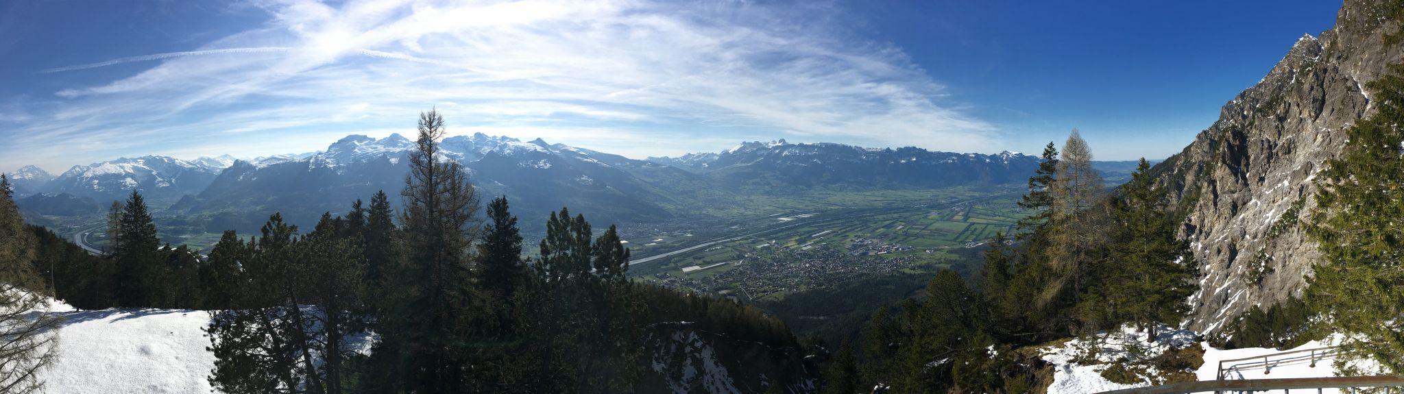 Gaflei Panorama Tower, Liechtenstein