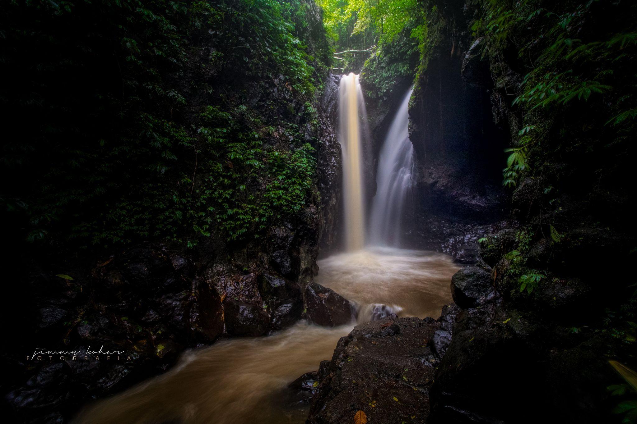 Gitgit Twin Waterfall (GTW), Indonesia