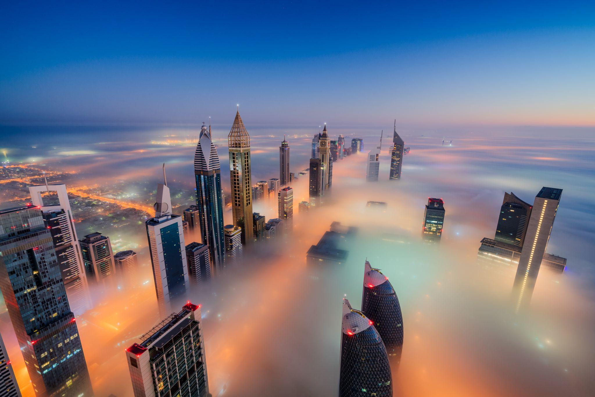 Index Tower Dubai, United Arab Emirates