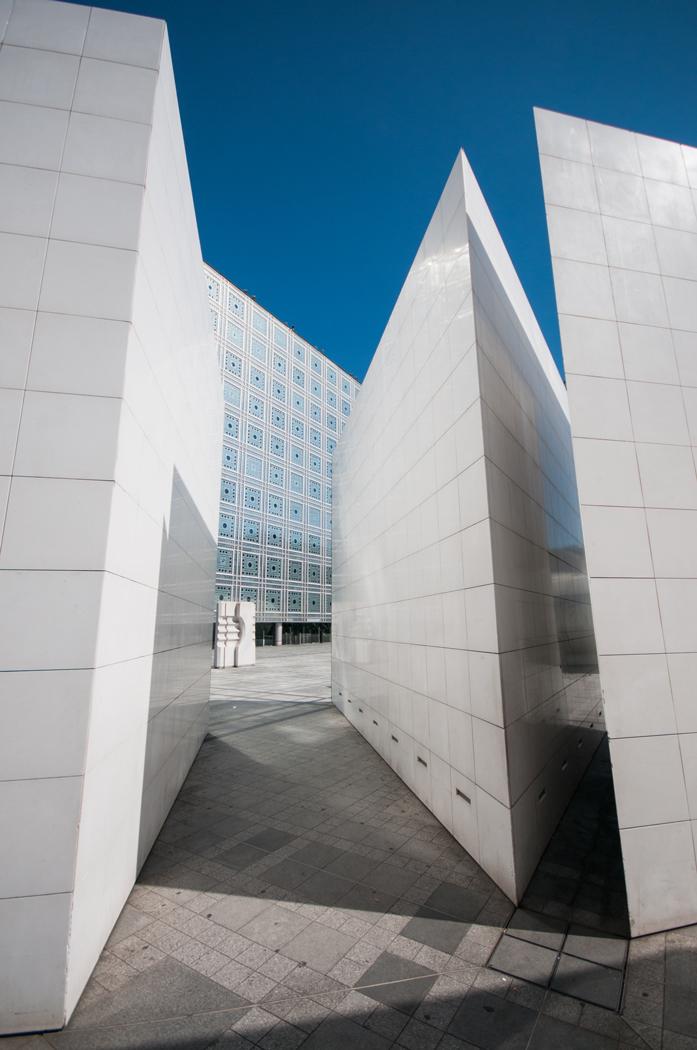 Institute du mond Arabe, France