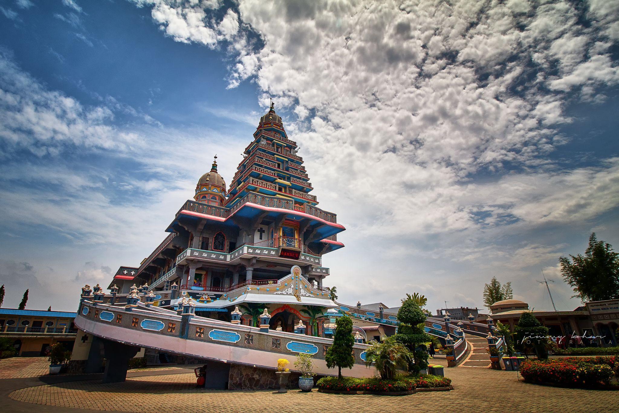Marian Shrine of Annai Velangkanni, Indonesia