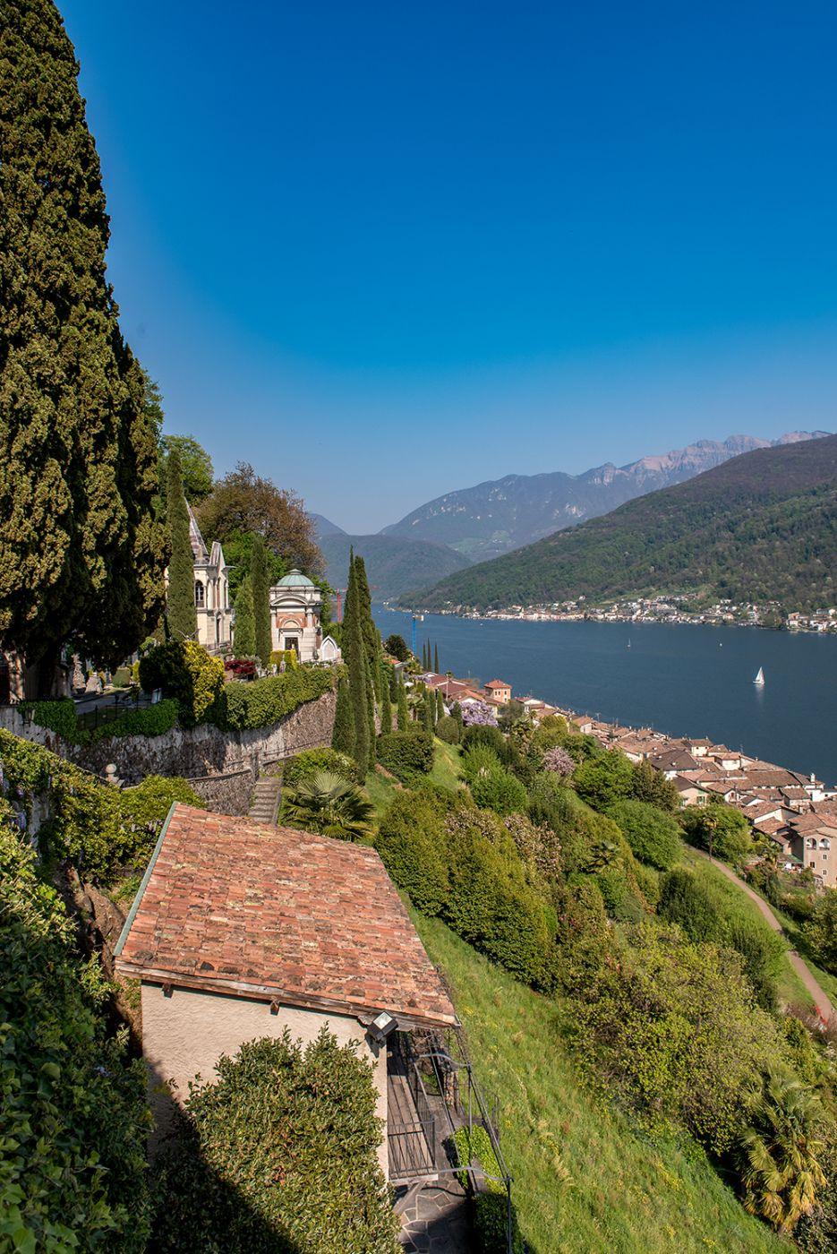 Morcote, Switzerland