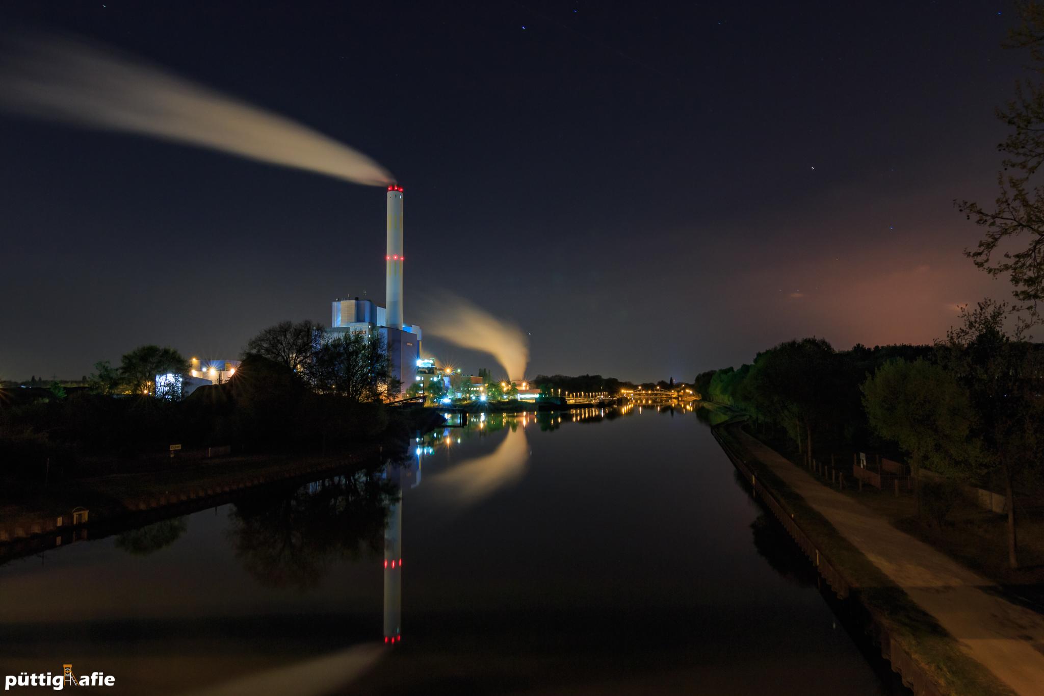 Müllverbrennungsanlage Oberhausen, Germany