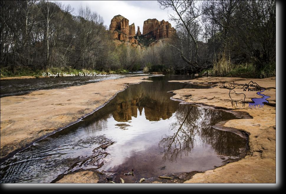 Oak Creek Crossing, Sedona Arizona, USA