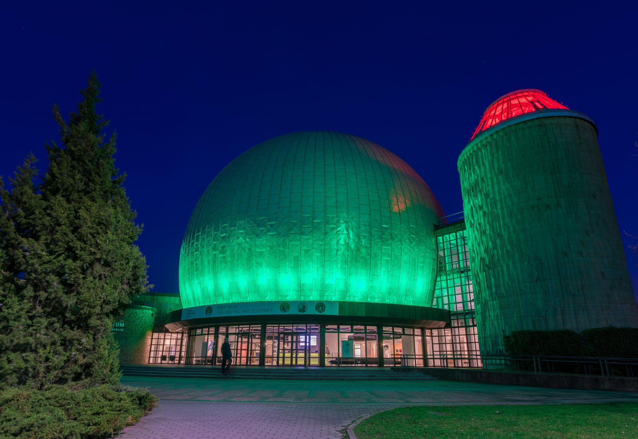 Zeiss-Großplanetarium, Germany