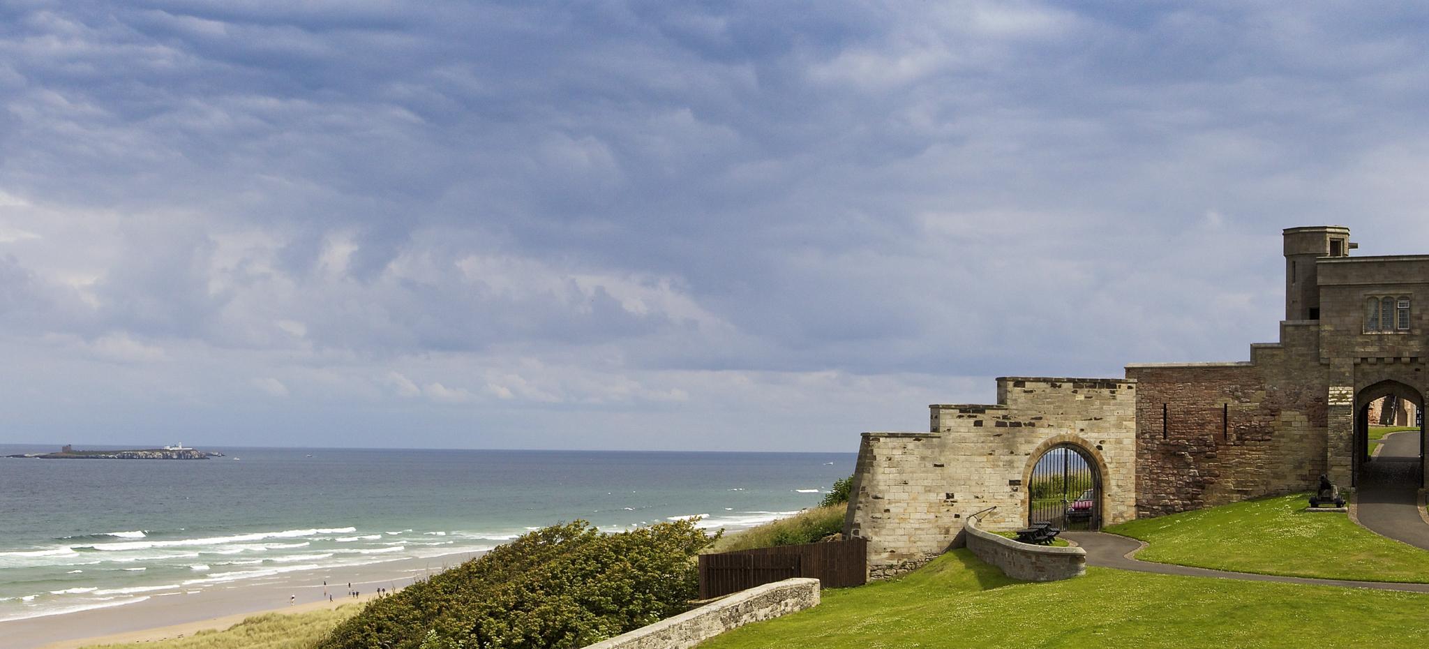 Bamburgh Castle, United Kingdom