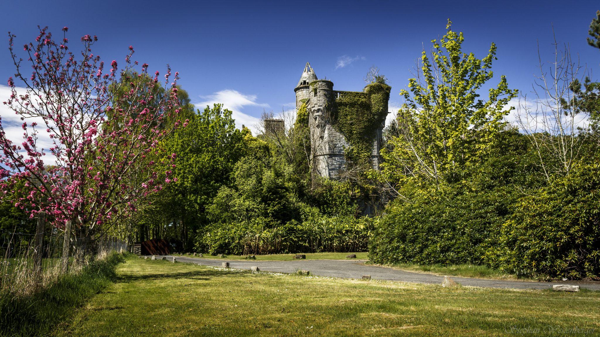 Buchanan Castle, United Kingdom