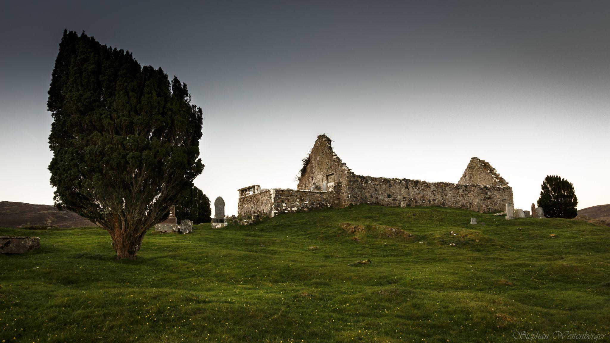 Cill Chriosd Graveyard, United Kingdom