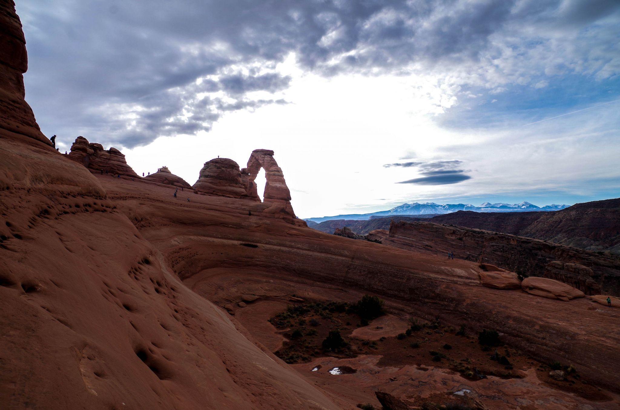 Delicate Arch, USA