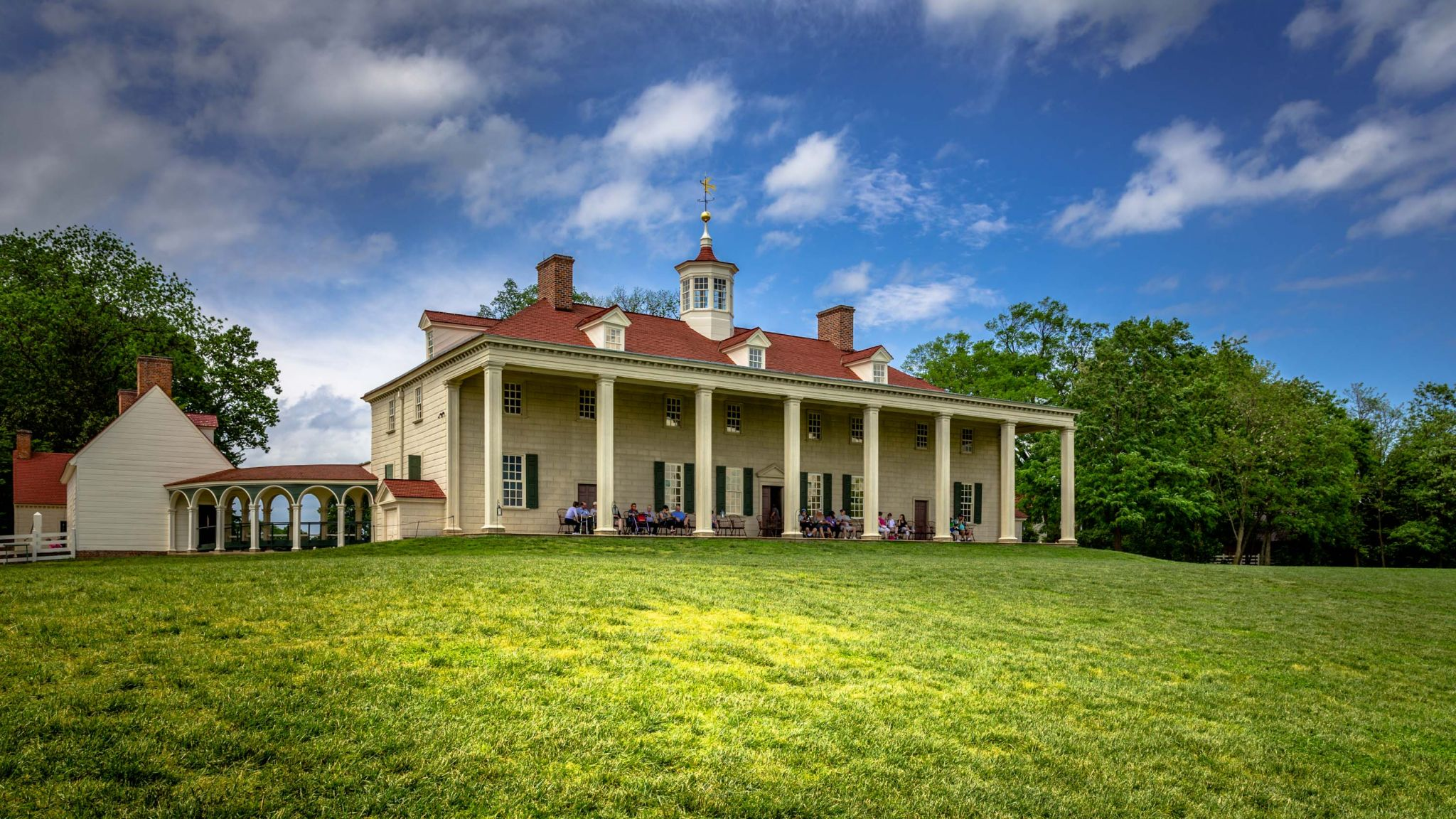 George Washington's Mount Vernon, USA