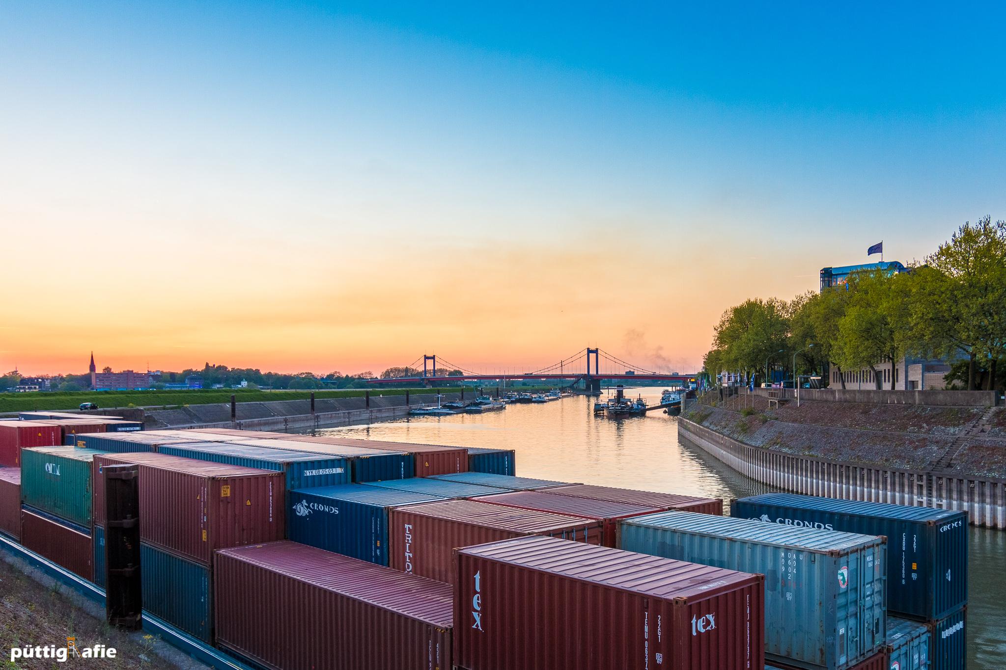 Hafen Duisburg, Germany