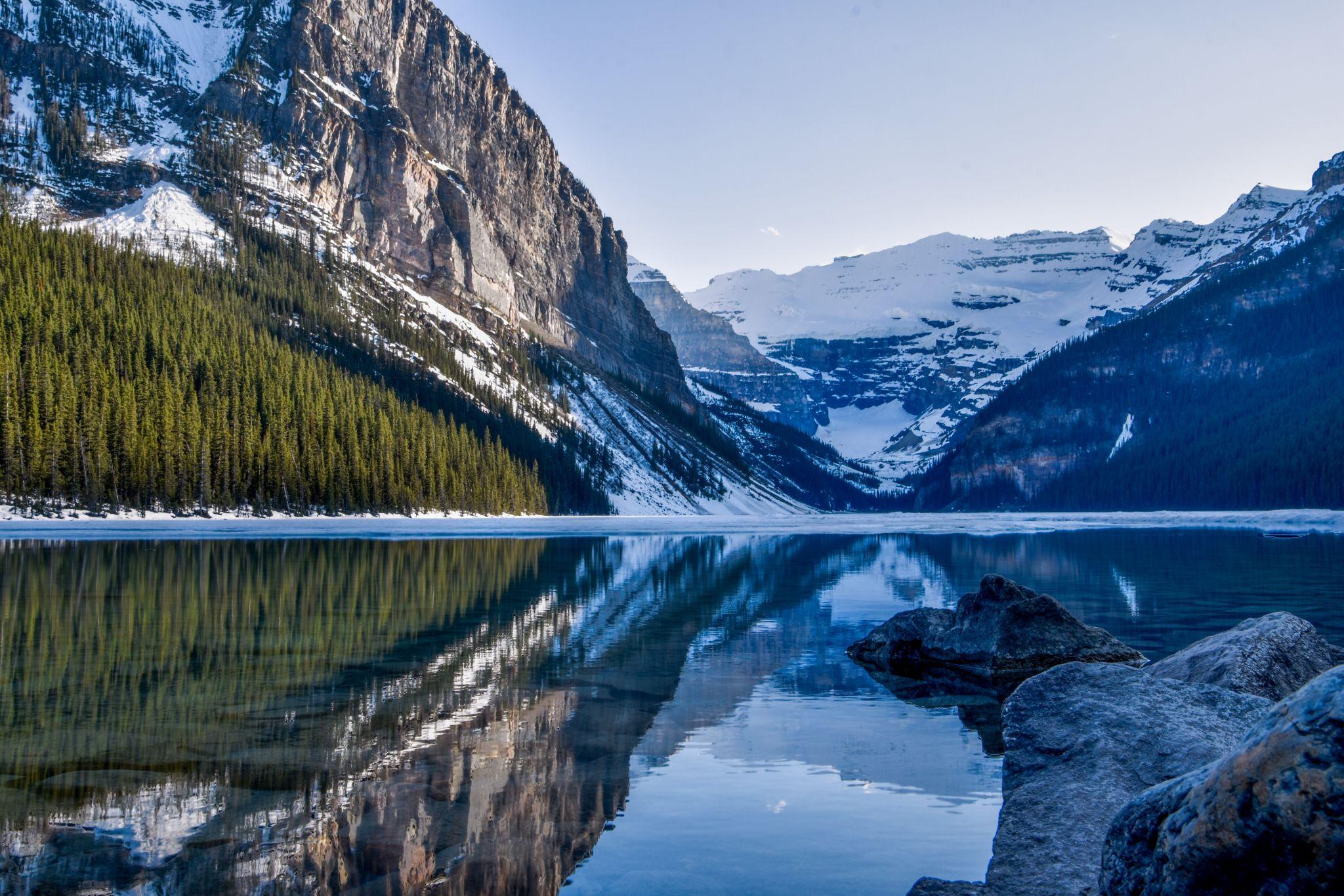 Lake Louise - Banff National Park, Alberta, Canada, Canada