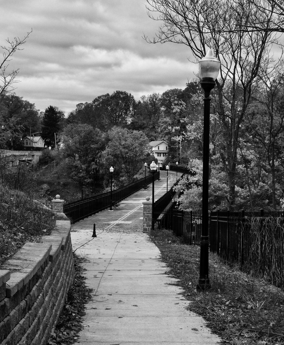Leafy Bridge, USA
