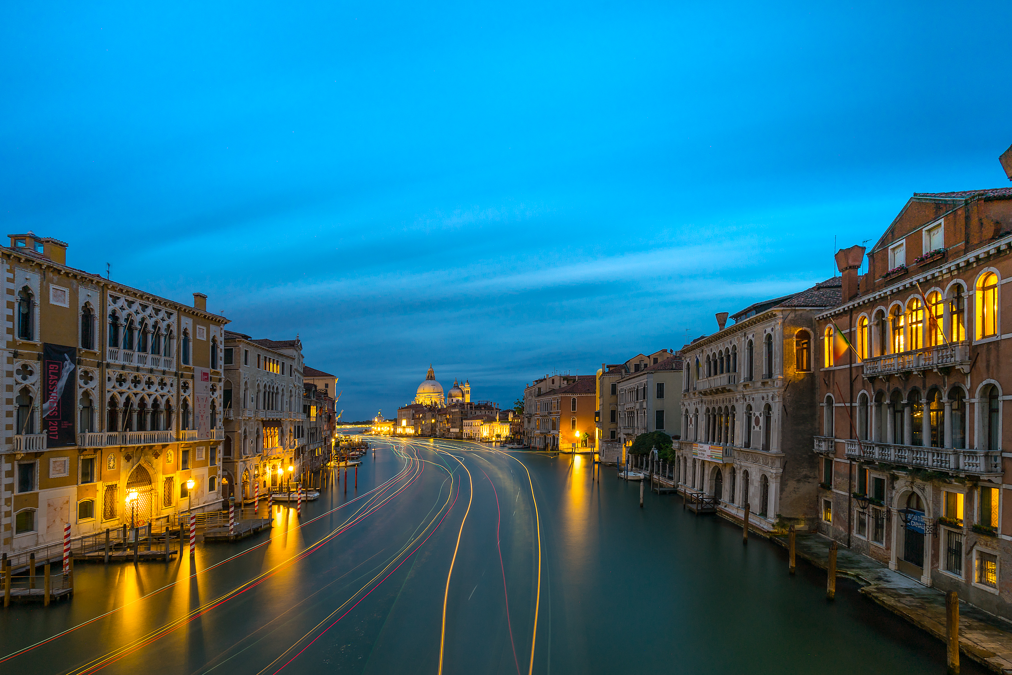 Ponte dell'Accademia, Italy