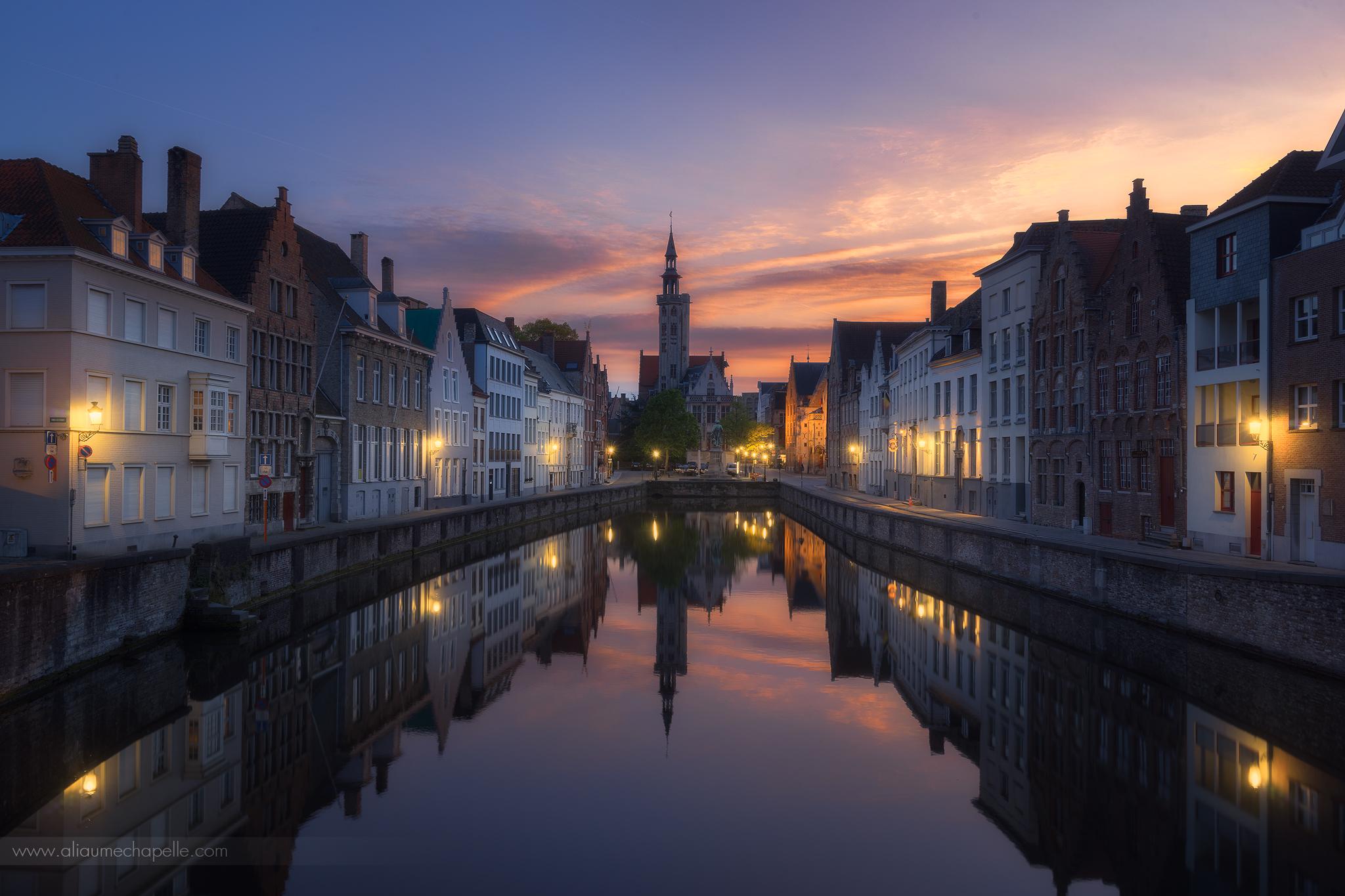 Poortersloge, Belgium