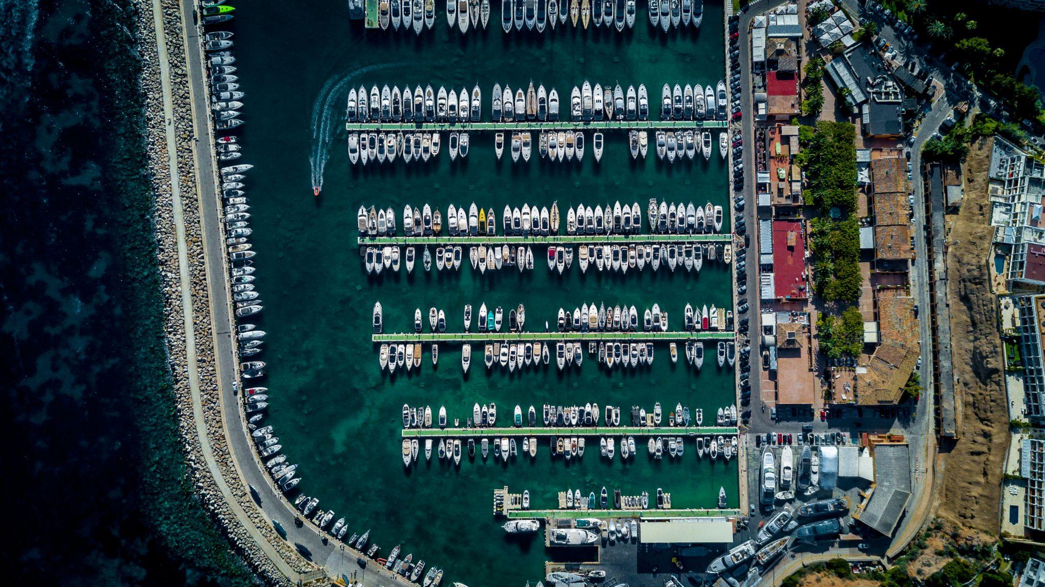 Puerto Portals, Mallorca, Spain