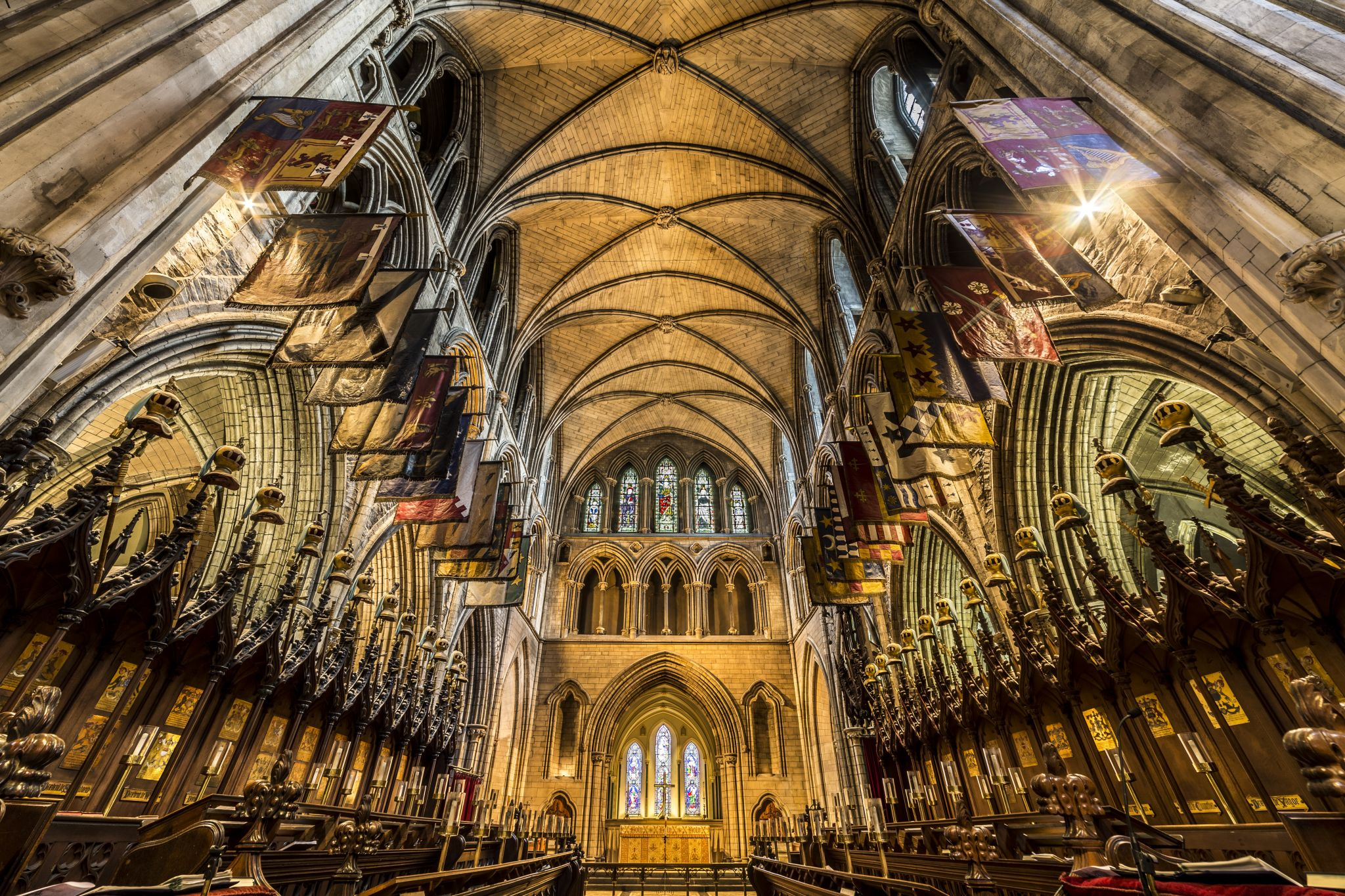 St. Patricks Cathedral, Ireland