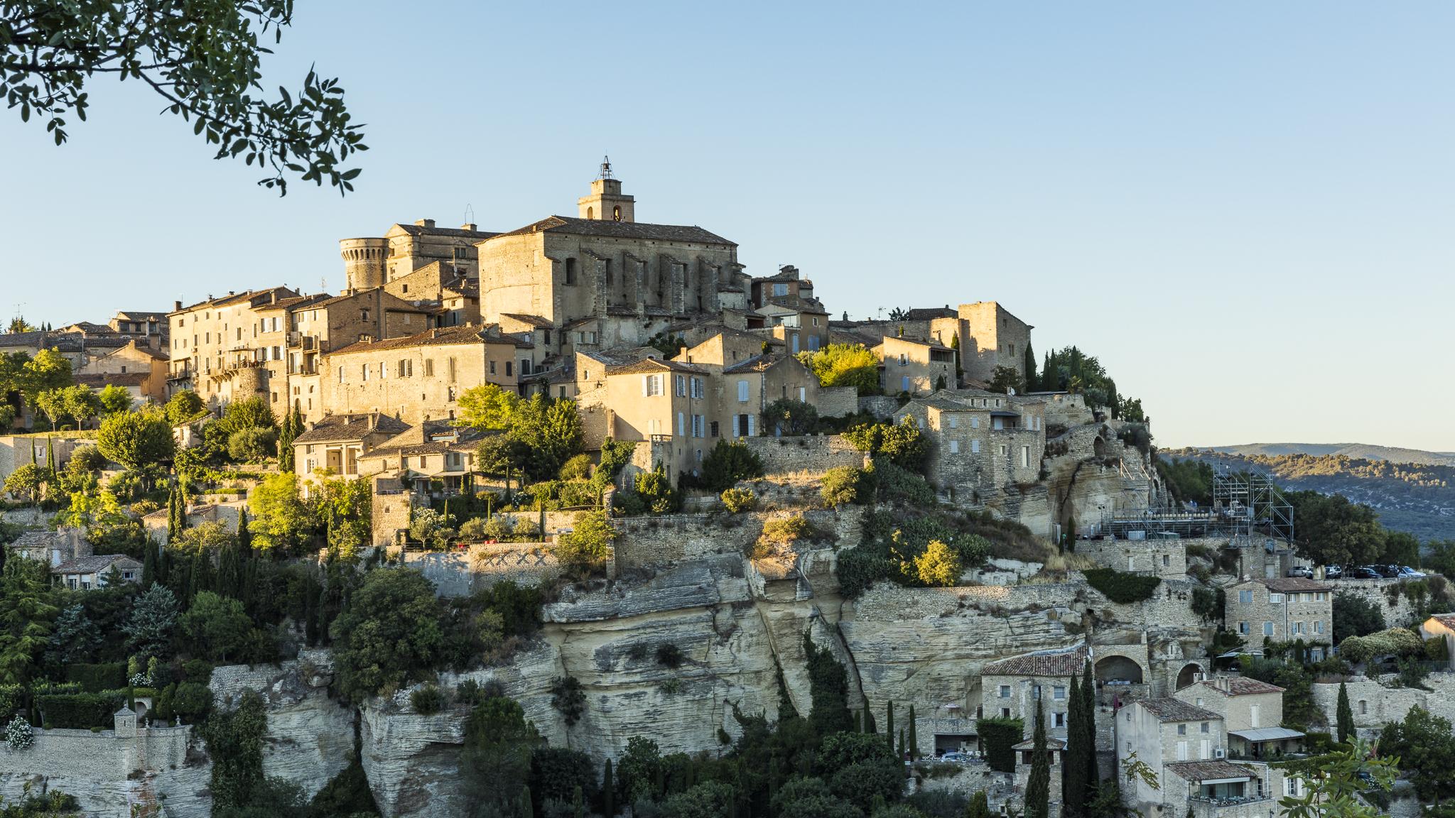 Village of Gordes, France