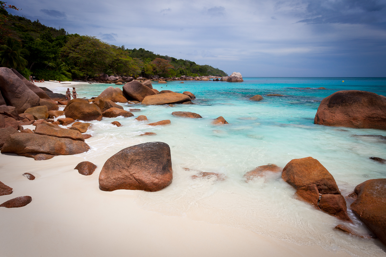 Anse Lazio beach - Praslin, Seychelles