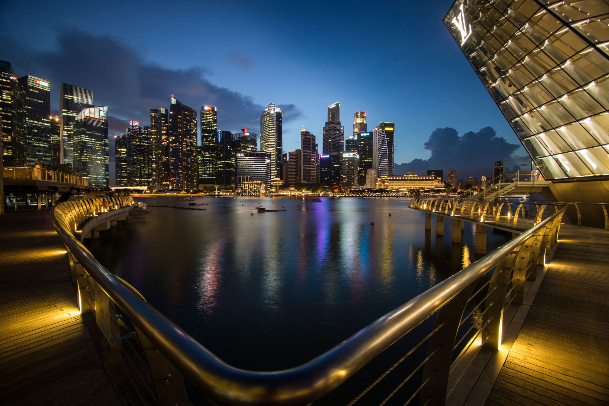 Bay Front, Singapore
