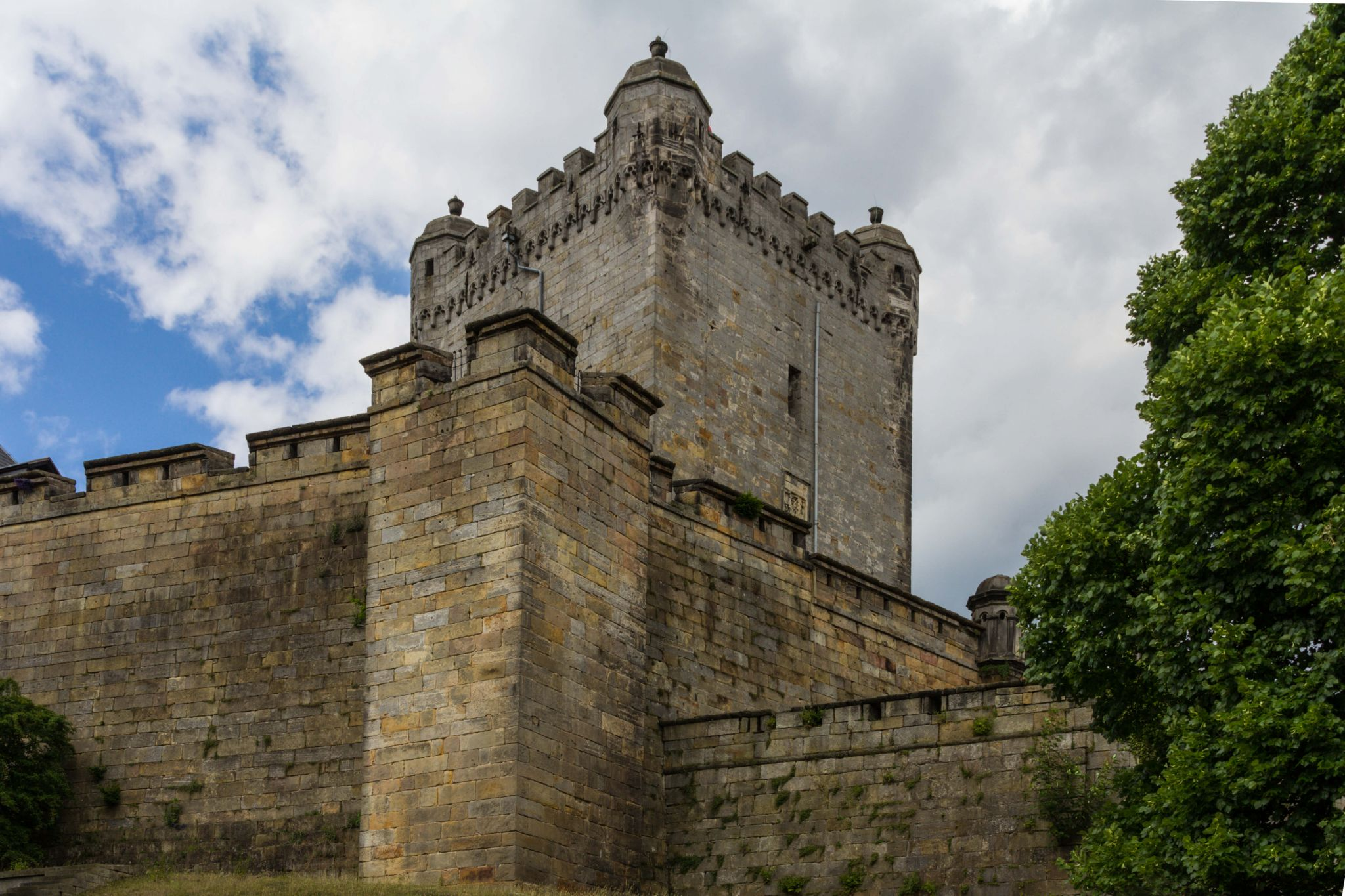 Bentheim Castle (Exterior), Germany