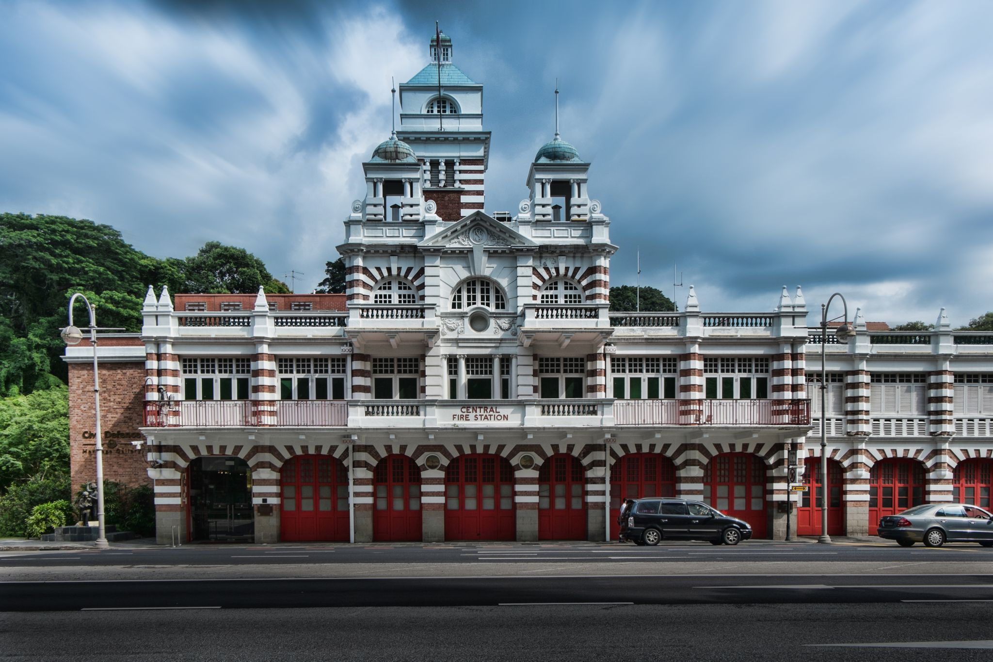 Civil Defence Heritage Gallery, Singapore