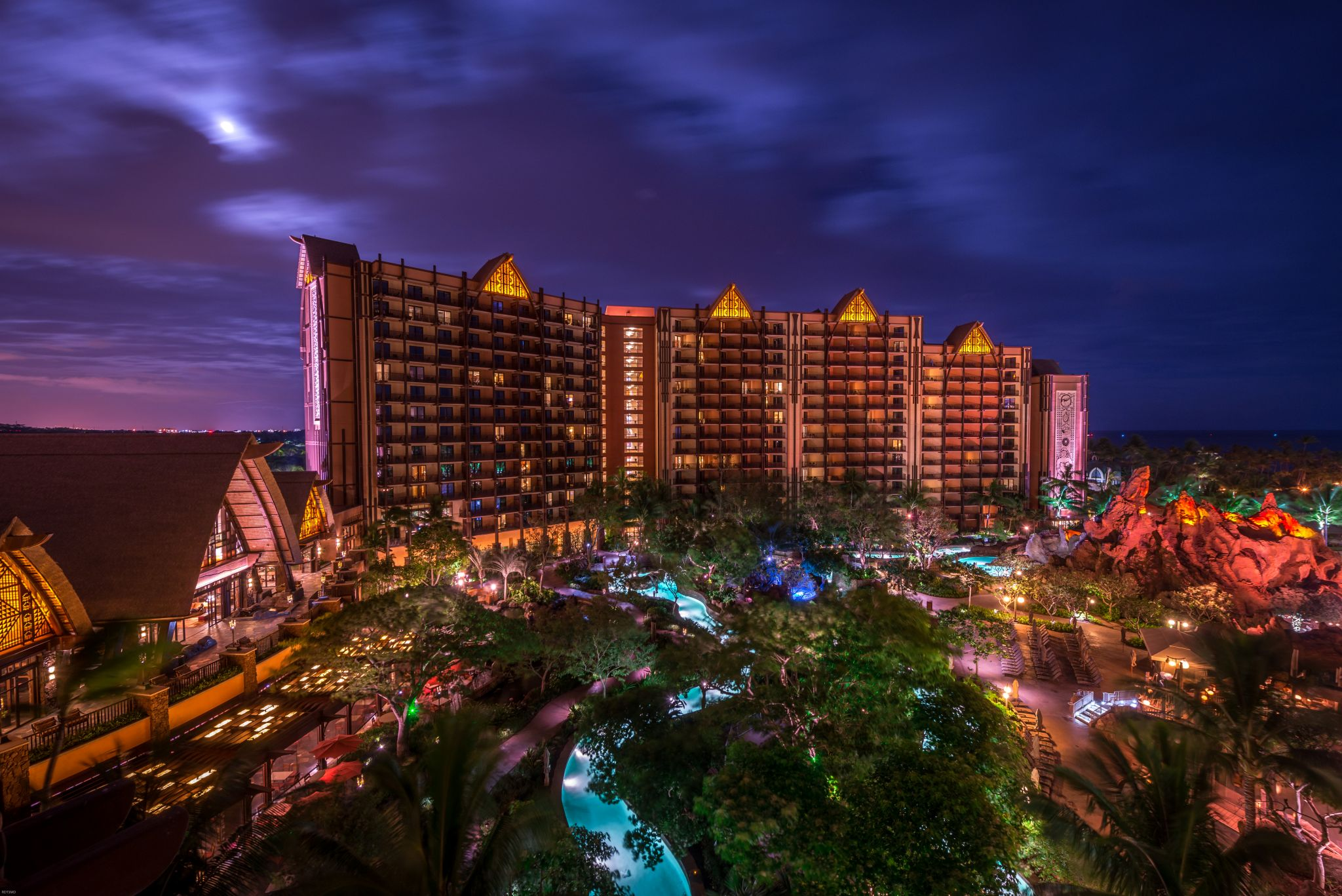 Disney's Aulani Resort, USA