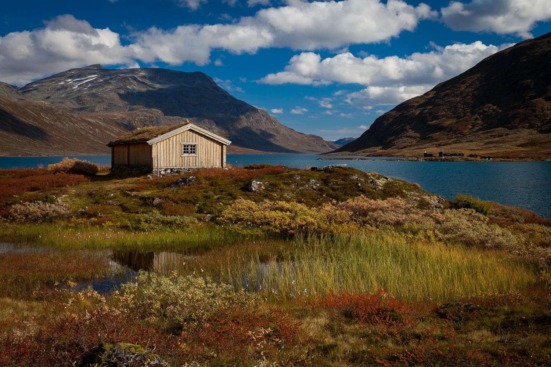Eidsbugarden, Norway